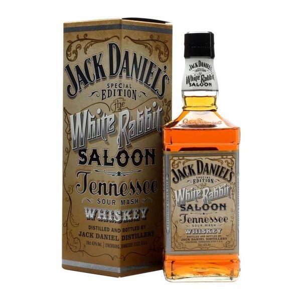 Jack Daniels white saloon