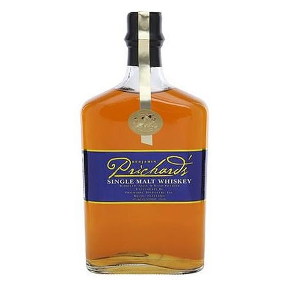 Benjamin Prichards malt whiskey