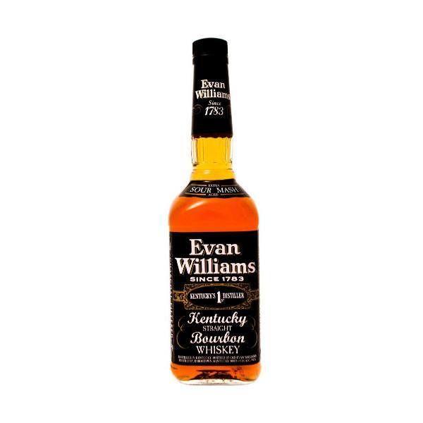 Evan Williams sour mash