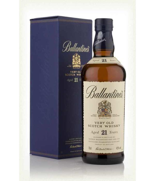 Ballantines 21Y
