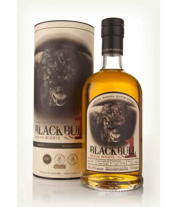 Black Bull Special Reserve No.1