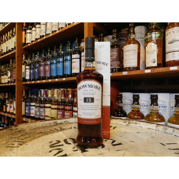Bowmore 15Y Sherry cask finish