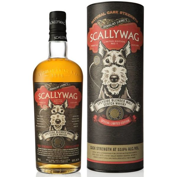 Scallywag limited edition no.1