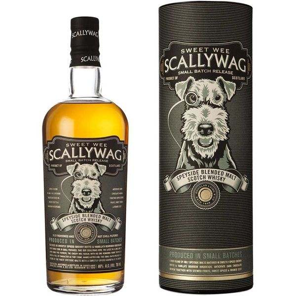 Scallywag small batch release