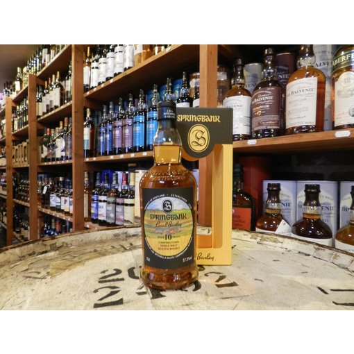 Springbank Local Barley 10Y