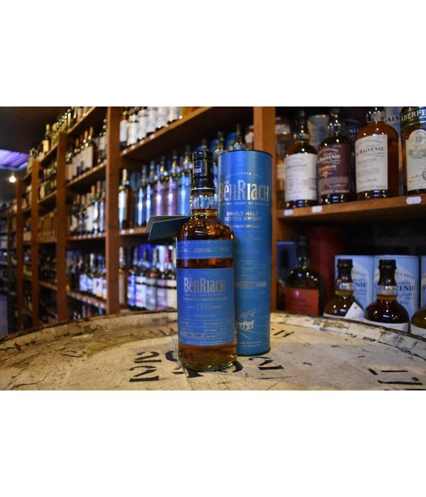 Benriach 1995 madeira finish