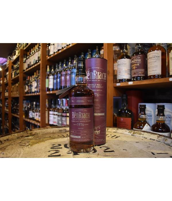 Benriach 1976 Peated