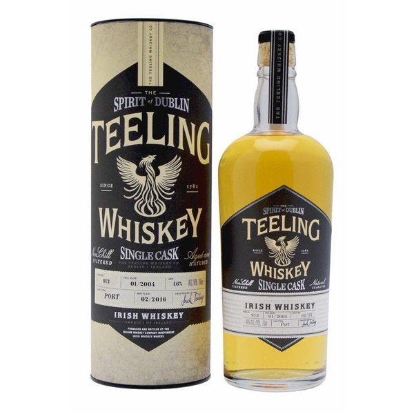 Teeling 2004 Single cask Port