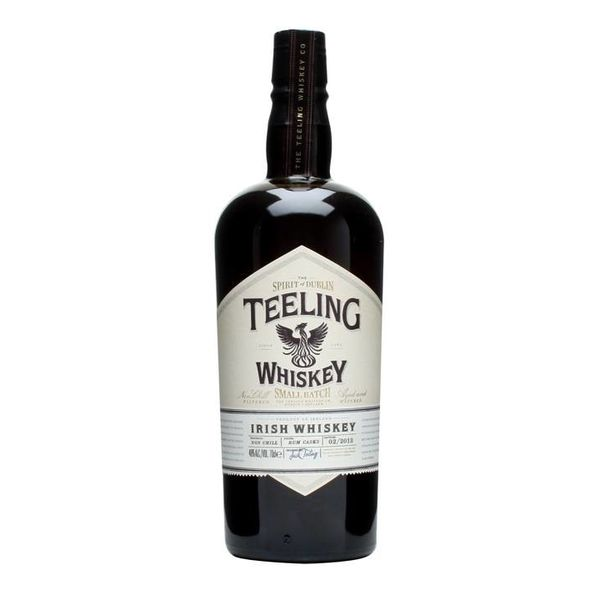 Teeling Small Batch rum casks