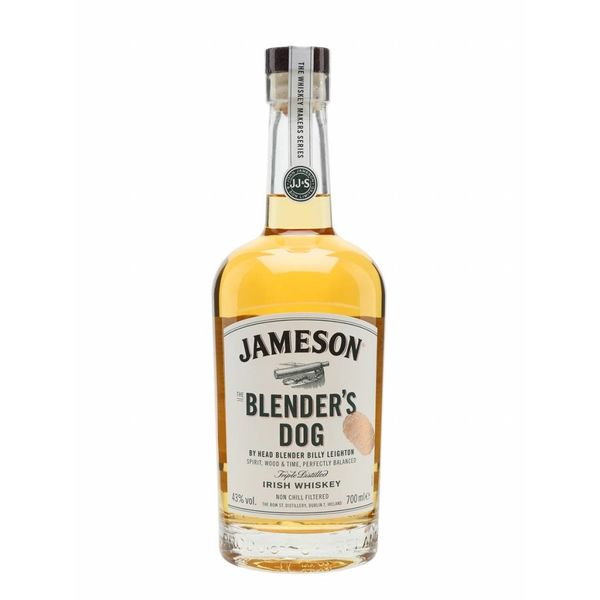 Jameson the blenders dog