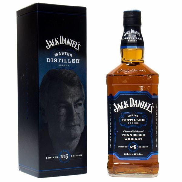 Jack Daniels master distillers No.6