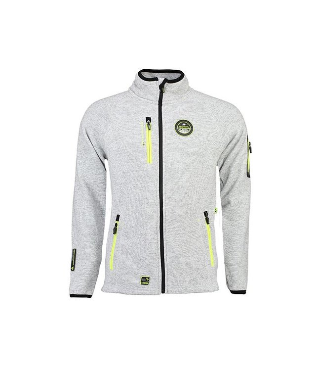 Geographical Norway Fleece Trui Wit Geographical Norway