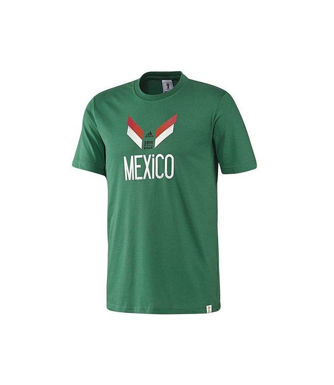 Adidas voetbal shirt Mexico