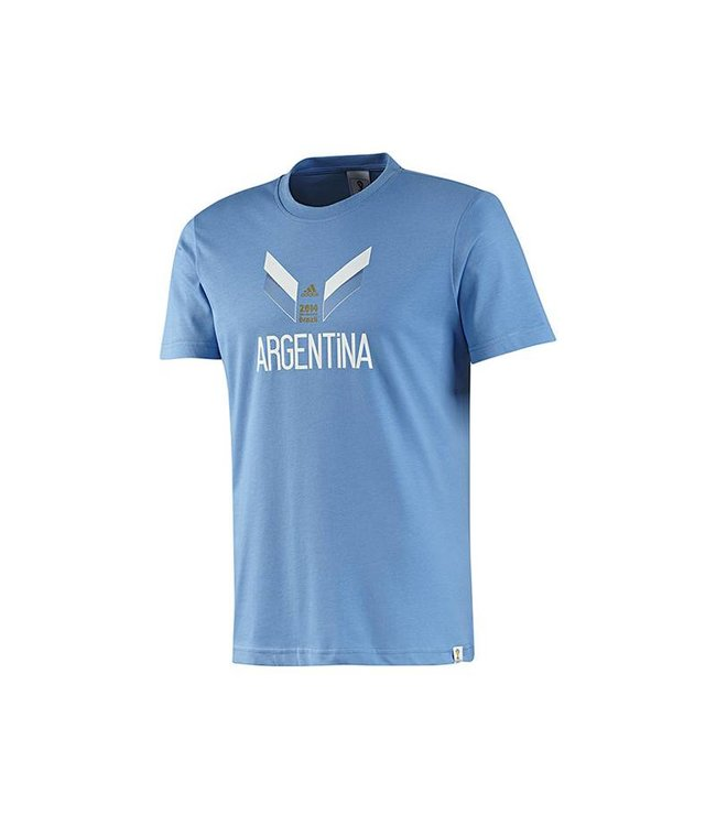 Adidas voetbal shirt Argentinie