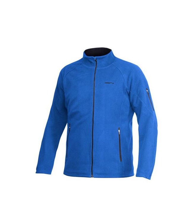 Craft Fleece Jacket Blue