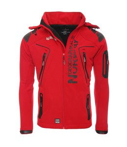 Geographical Norway Softshell Jacket TB Rood