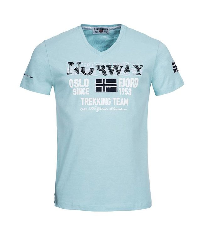 Geographical Norway V-hals shirt