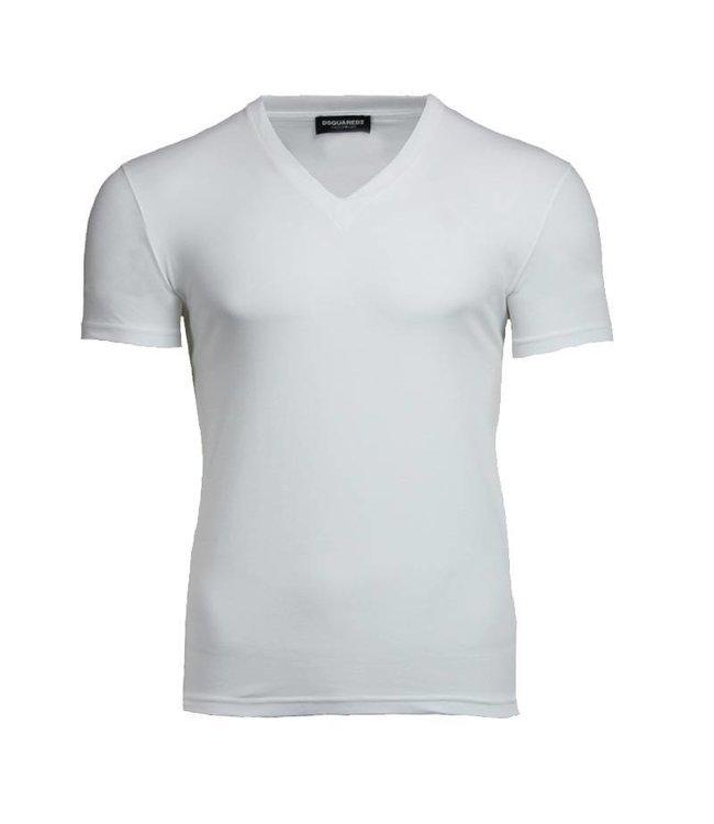 Dsquared2 V-neck Shirt