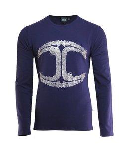 Just Cavalli Heren Longsleeve Shirt