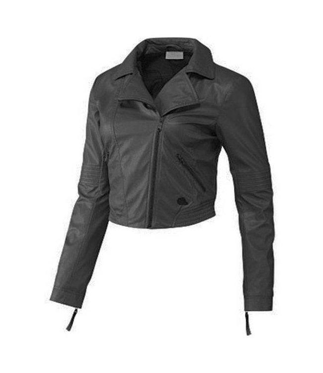 Adidas Dames Jacket Black