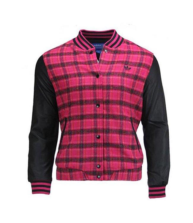 Adidas Dames Tartn Wool Jacket