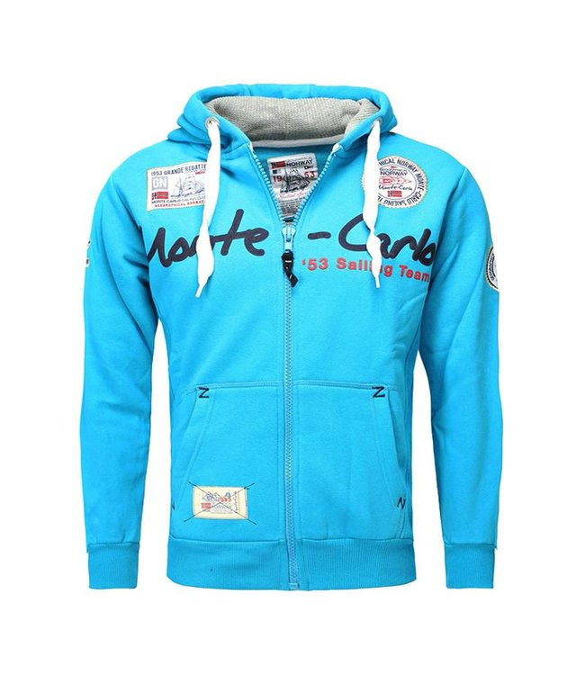Geographical Norway Hooded Sweater