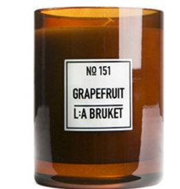 L:A BRUKET GEURKAARS - Grapefruit