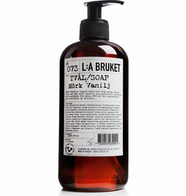 L:A BRUKET HAND & BODY WASH - Donkere Vanille