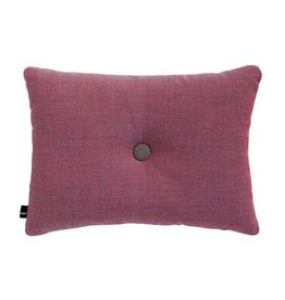 HAY DOT CUSHION - Red/Blue