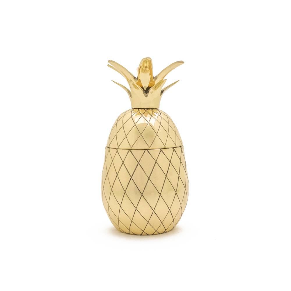 W&P Design ANANAS - Beker - Goud