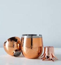 W&P Design ANANAS - Cocktailshaker - Koper