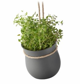 Stelton GROW-IT - Kruidenpot - Grijs