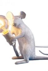 SELETTI MOUSE LAMP - Zittend