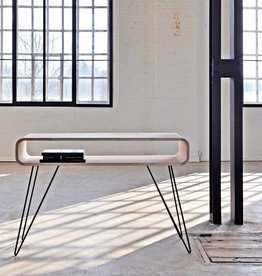 XL BOOM METRO SOFA TABLE - Rubberhout