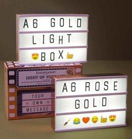 LOCOMOCEAN LOCOMOCEAN - Lightbox - A6 - Koper