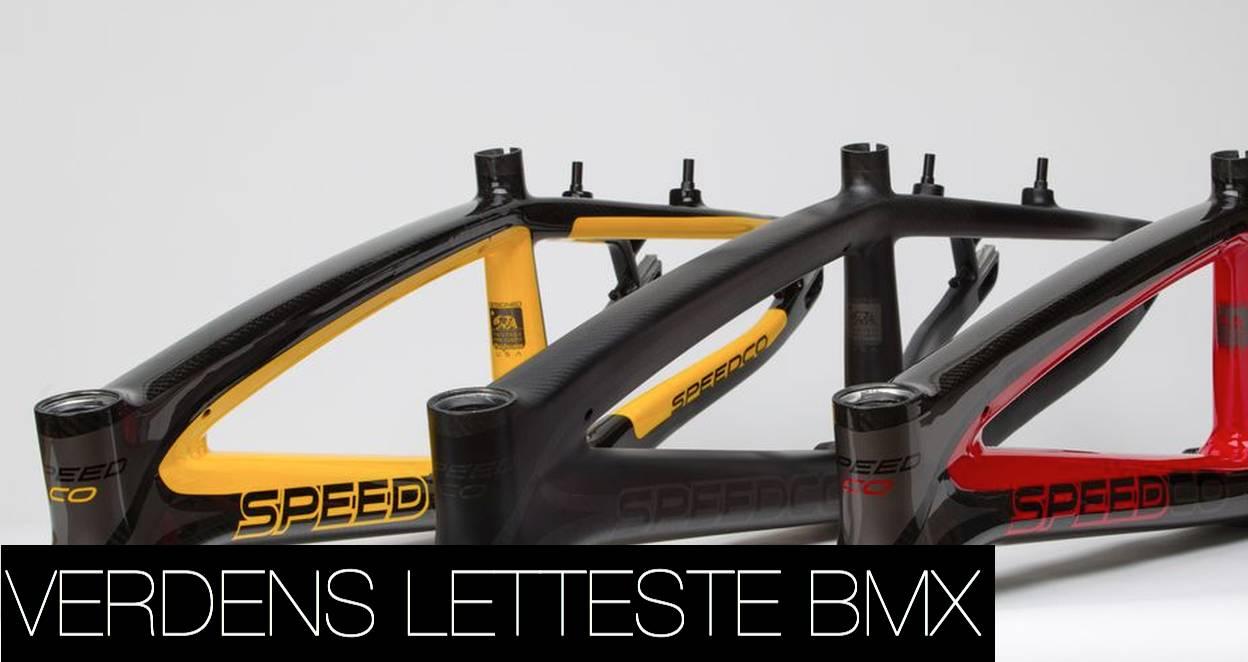 SPEEDCO BMX