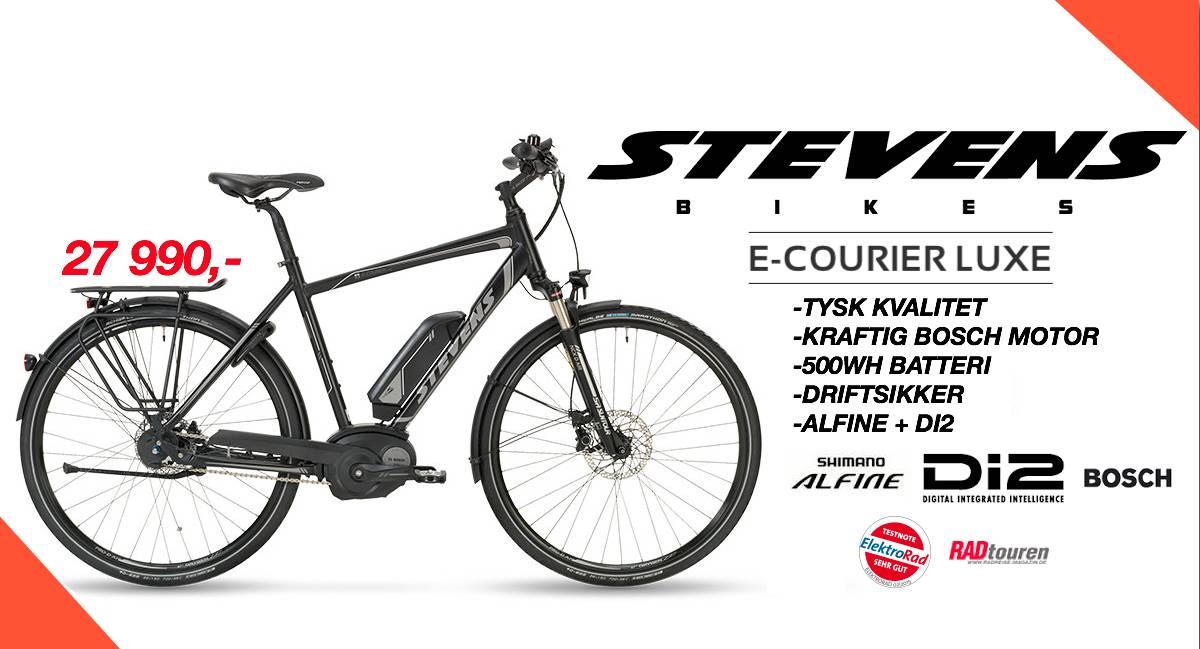 Stevens E-Courier