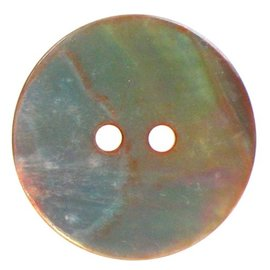 Mother of Pearl Buttons Peach x5 Various Sizes