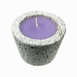 Pumice Candle 7cm