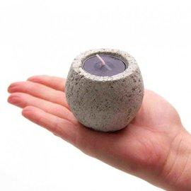 Pumice Round Holder 7cm