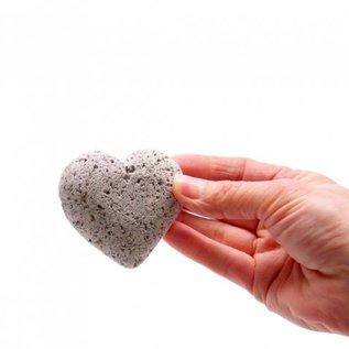 Pumice Heart 7cm