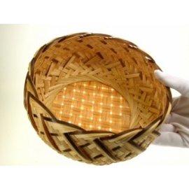 Bamboo Trays, Set of Three
