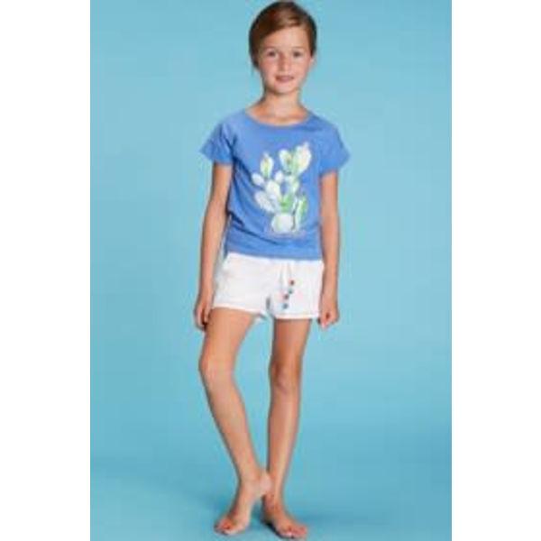 BLUE BAY GIRLS 81810918 blue bay girls t shirt benedicte