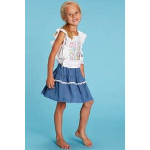 BLUE BAY GIRLS 81160418 blue bay girls rok dolores