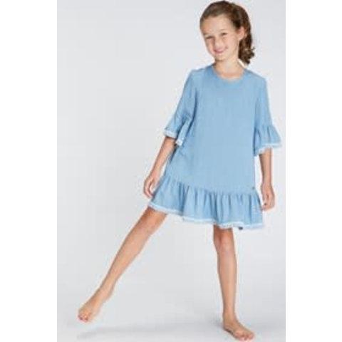 81121118 blue bay girls kleed katrijn