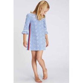 BLUE BAY GIRLS 81120018 blue bay girls kleed kenza vichy