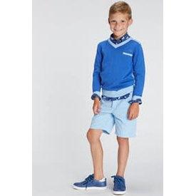 BLUE BAY BOYS 81720018 blue bay boys pull v hals rein