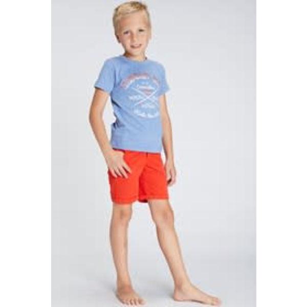 BLUE BAY BOYS 81800718 blue bay boys t-shirt tobias