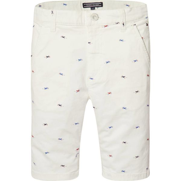 Tommy Hilfiger KB03700 aop motorbike new chino short powsc pd