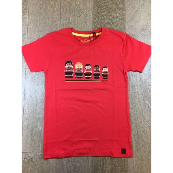 STONES AND BONES 23321 T-shirt go belgium